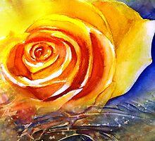 Yellow Rose Express by Allison Ashton