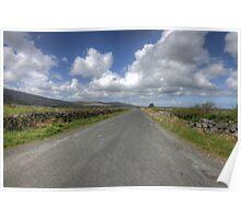 Burren road Poster