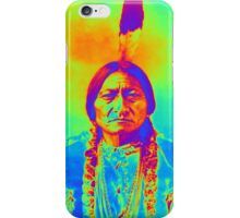SITTING BULL iPhone Case/Skin
