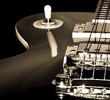 Vintage Electric Guitar by yurix