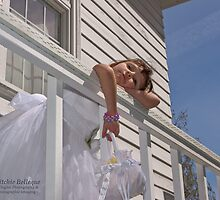 Flowergirl...Someday! by Ritchie Belleque