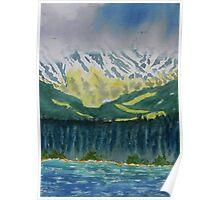 Juneau Landscape Poster