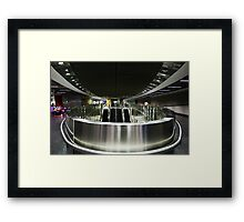 Shiny Singapore Framed Print