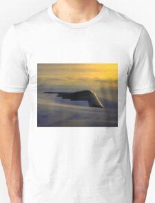B-2 Spirit Bomber USAF digital painting T-Shirt