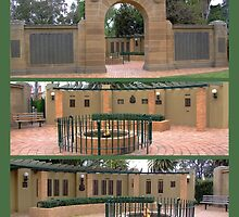Wagga Wagga War Memorial by mspfoto