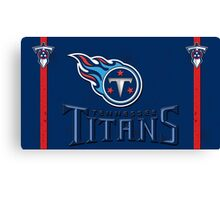 Tennessee Titans Canvas Print
