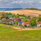 English Countryside by Susan Dost