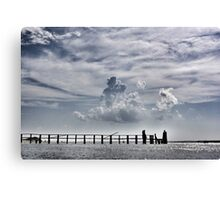 Serenity Point Canvas Print