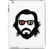 Andrea Pirlo - new york city fc iPad Case/Skin