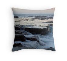 Ocean Rocks - Australia Throw Pillow