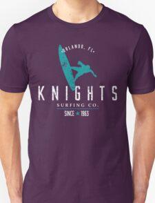 Knights Surfing Company Blue Ocean T-Shirt