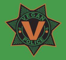 Vegan Police T-Shirt