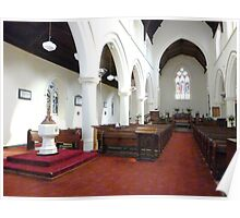 Holy Trinity Anglican Church - Williamstown Poster