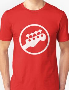 Scott Pilgrim vs. The World Rock Band Instrument Symbol – Bass T-Shirt