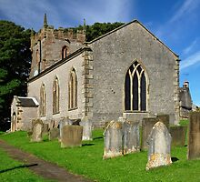 St Margaret's Church, Wetton by Rod Johnson