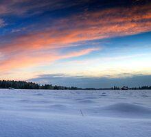 Snow Dunes by Lacku