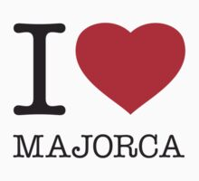 I ♥ MAJORCA by eyesblau