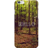 Twenty One Pilots - Trees  iPhone Case/Skin