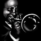 Black Trumpeteer by TheMaker