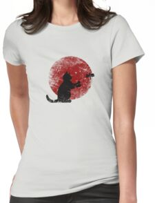 Playful Womens Fitted T-Shirt