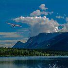 Take off from Atlin Lake by Yukondick