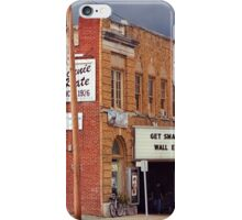 Elizabethton, Tennessee, Bonnie Kate Theater, 2008 iPhone Case/Skin