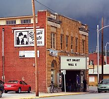 Elizabethton, Tennessee, Bonnie Kate Theater, 2008 by Frank Romeo