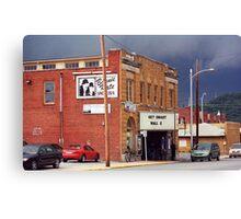 Elizabethton, Tennessee, Bonnie Kate Theater, 2008 Canvas Print