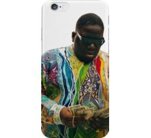 Notorious Big Counting Money iPhone Case/Skin