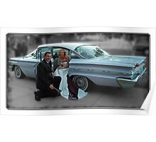 '59 Pontiac Star Chief, The Wedding Car Poster