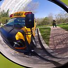 Bus-ted Fish Eye by withacanon