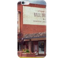 Elizabethton, Tennessee, Downtown, 2008 iPhone Case/Skin