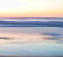 Ocean Watercolors by ezindo