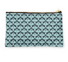 Abstract tribal damask pattern Studio Pouch