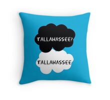 Tallahassee? Tallahassee. (OUAT / TFIOS) Throw Pillow