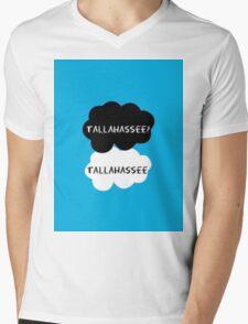 Tallahassee? Tallahassee. (OUAT / TFIOS) Mens V-Neck T-Shirt