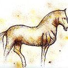 Horse by Daniele Lunghini