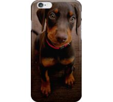 There are treats! I know there are treats! iPhone Case/Skin