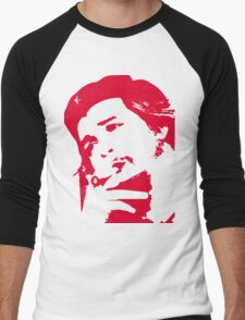 "REVOLUTION with ""Che"" Guevara Men's Baseball ¾ T-Shirt"
