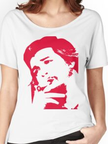 """REVOLUTION with """"Che"""" Guevara Women's Relaxed Fit T-Shirt"""