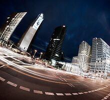 Potsdamer Platz Berlin by Matthias Haker