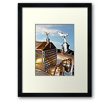 Finely Crafted Framed Print