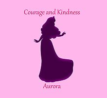 Courage and Kindness - Aurora by CoppersMama