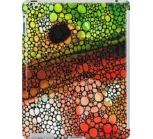 A New Direction - Stone Rock'd Art By Sharon Cummings iPad Case/Skin