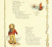 Old Proverbs with New Pictures Lizzie Laweson and Clara Mateaux 1881 0015 Of Tempests Dark by wetdryvac