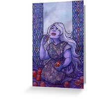 Amethyst | Persephone Greeting Card