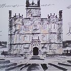 'Gawthorpe Hall' by Martin Williamson (©cobbybrook)