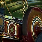 traction engine details by idcreative