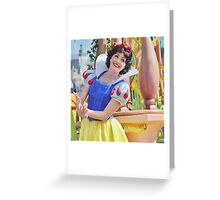 The Fairest of them All Greeting Card