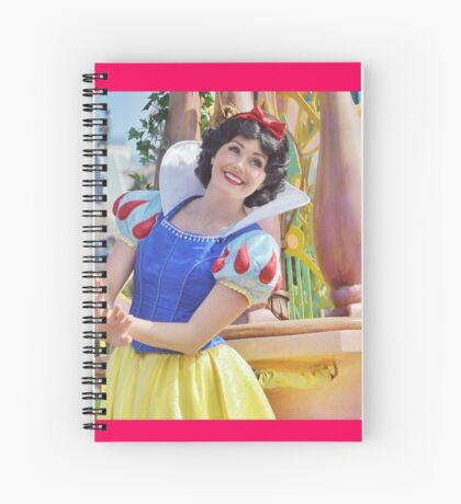 The Fairest of them All Spiral Notebook